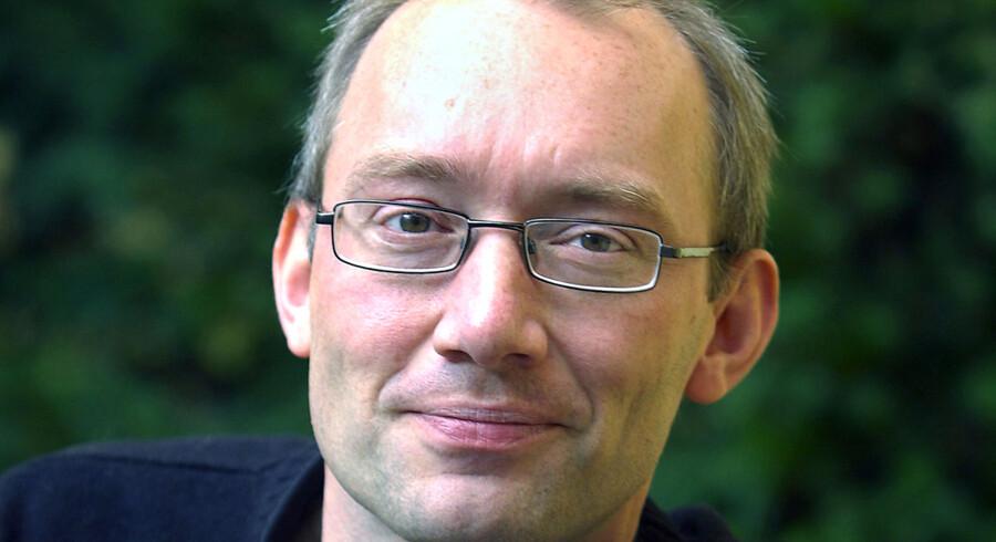 Journalist Niels Krause-Kjær leder af journalistuddannelsen på Odense Universitet