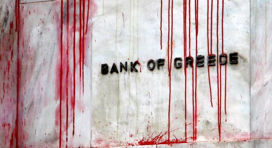 Grækernes tillid til deres politikere kan være på et meget lille sted, fortæller Berlingske udsendte i Athen.