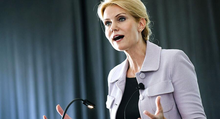 S-formand Helle Thorning-Schmidt taler på Dansk Industri konferencen Sæt vækst i produktion mandag den 22. august, hvor DI og CO-Industri sammen sætter fokus på, hvilke grundlæggende rammebetingelser, der er nødvendige, for at Danmark er et attraktivt land at investere og drive virksomhed i.