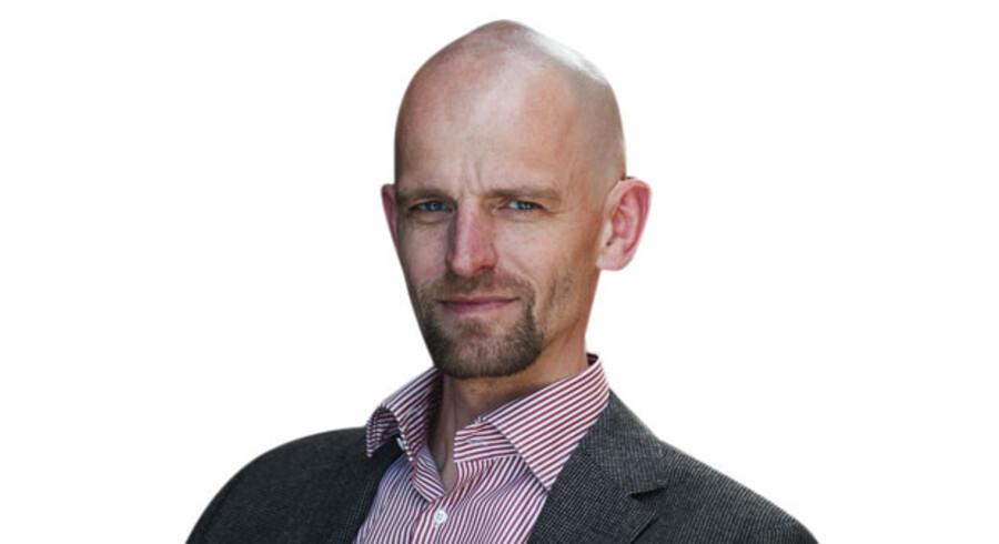 Lars Werge, Næstformand, Dansk Journalistforbund