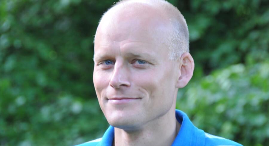 - Problemet kan ikke løses politisk. Både patienter og praktiserende læger skal ændre adfærd, siger Anders Lyck.