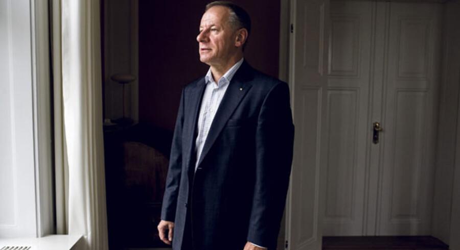 Rigspolitichef Torsten Hesselbjerg er kommet i centrum for kritikken af den fejlslagne politireform.