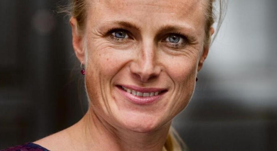 Ulla Tofte, historiker, direktør Golden Days