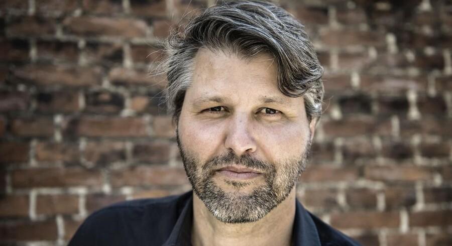 Bestyrelsesformand for den dansk-tyske privatskole, Sankt Petri Skole i indre København, Marc Christoph Wagner.