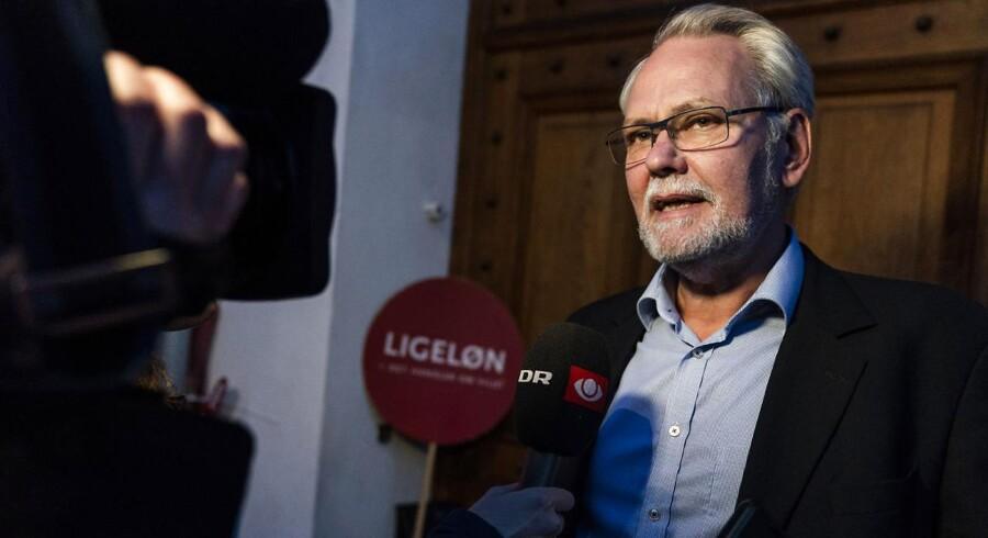 Dennis Kristensen. (foto: Martin Sylvest/Scanpix Ritzau 2018)