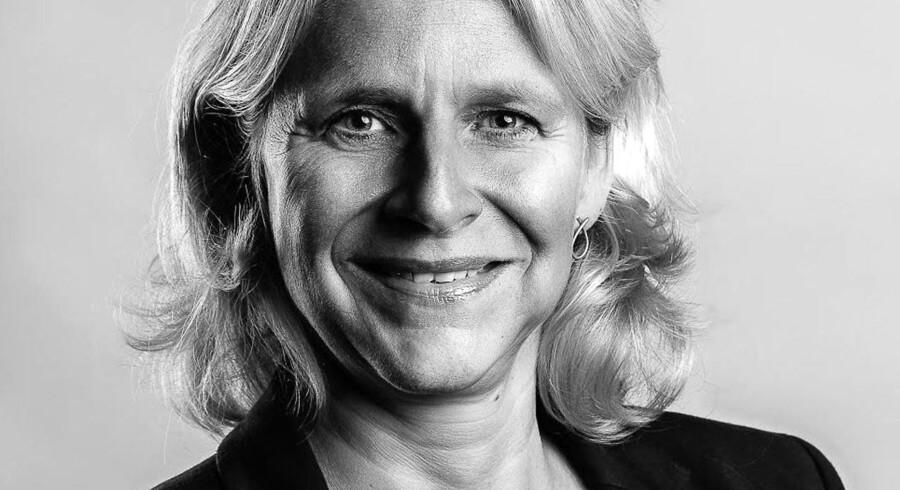 Charlotte Lundblad. formand for Danske Erhvervsakademier glæder sig over planen om at opføre nye erhvervsakademier rundt om i landet. Arkivfoto.