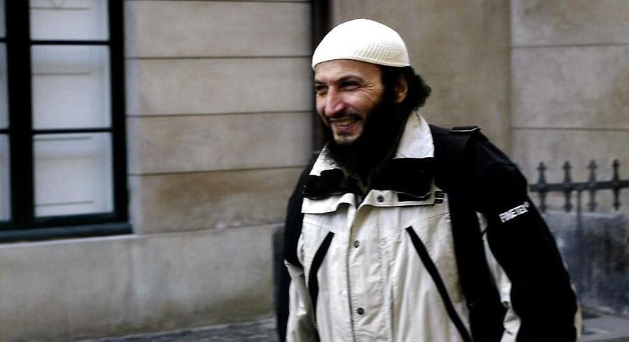 Dansk-marrokaneren Said Mansour. (Foto: Carl Redhead/Scanpix 2016)