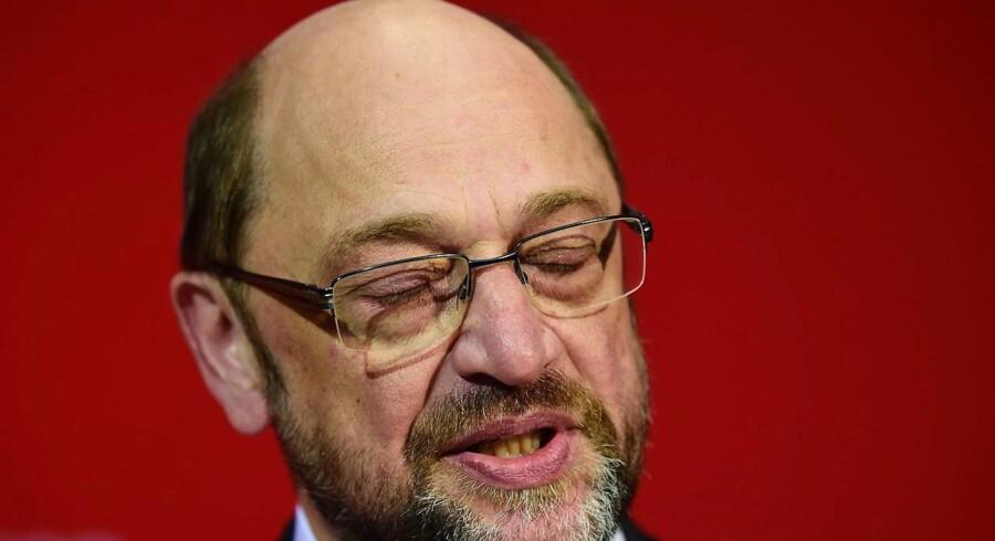 Schulz-effekten udeblev ved søndagens valg i Saarland, hvor SPD måtte nøjes med 29,8 pct. af stemmerne