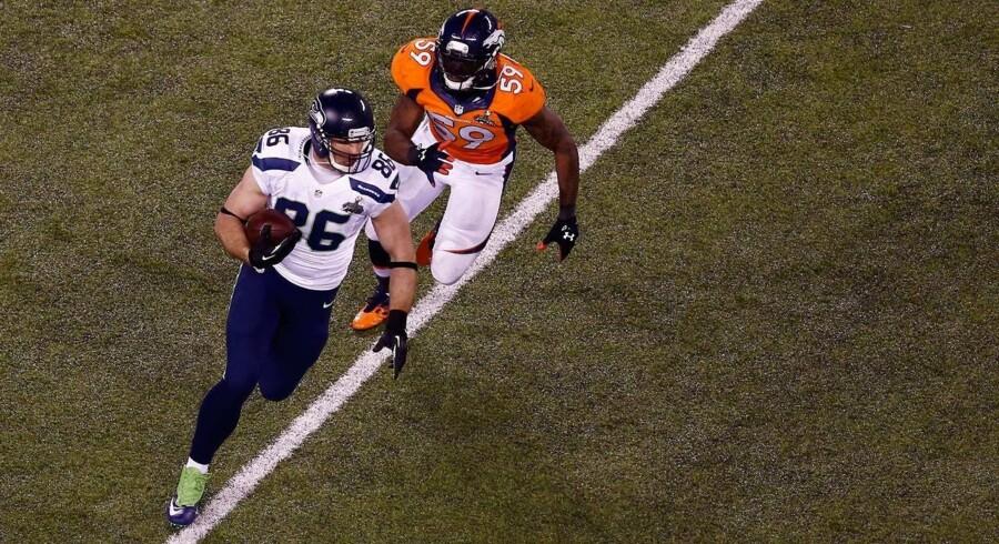 Mens Seattle Seahawks og Denver Broncos kæmpede på grønsværen, havde Budweiser på forhånd skabt sig opmærksomhed for deres reklame ved årets Super Bowl.