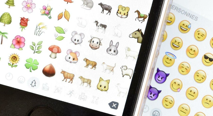 Emoji-viden skal gøre os klogere på racisme AFP PHOTO / MIGUEL MEDINA