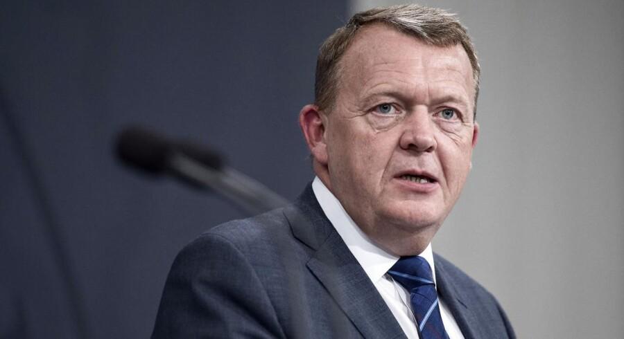 Det er ifølge Løkke ikke i orden, at Tyrkiets præsident kalder Nikolaj Villumsen (EL) for terrorsympatisør.