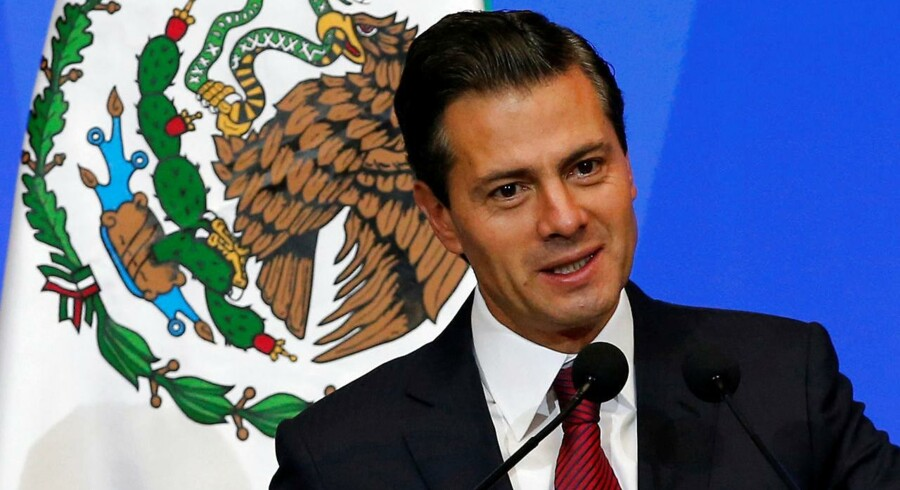 Arkivfoto.Ofre for opgør mellem Mexicos narkobander og karteller bliver ofte ikke fundet. Det skal en ny lov ændre på.