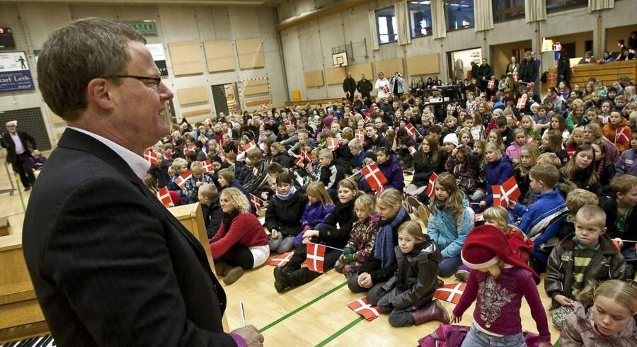 Ifølge borgmester Jørgen Gaarde mødes byrådet i Skanderborg torsdag eftermiddag. Her vil sagen fra Ry blive diskuteret.