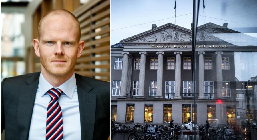 Anders Meinert Jørgensen, chef for Group Compliance i Danske Bank, har sagt op.