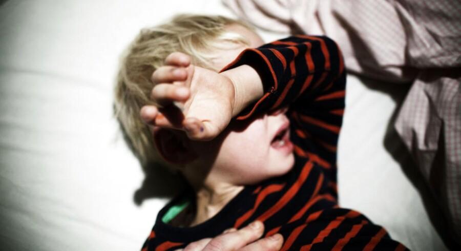 ARKIVFOTO. Mange forældre sætter deres egne behov foran deres børns, når de vælger deleordningen, siger børne- og familiepsykolog Ulla Dyrløv