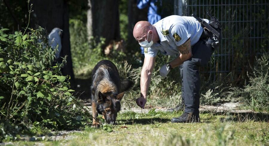 Arkivfoo: En kvinde i 30'erne blev tirsdag den 16. august 2016 overfaldet på Østerbro i København. Kvinden blev fundet ved Sporsløjfen.