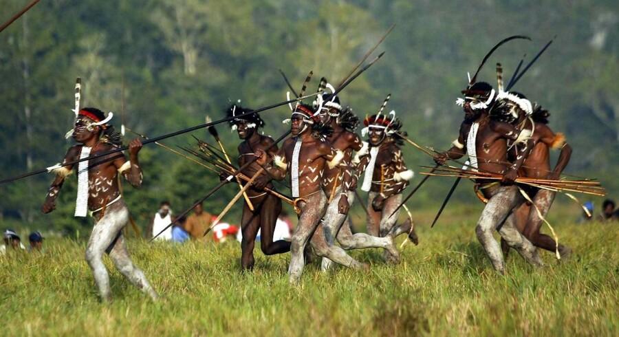 Arkivfoto: Papua Ny Guinea indleder en gruopvækkende sag mod 122 personer om drab på børn og voksne beskyldt for hekseri.