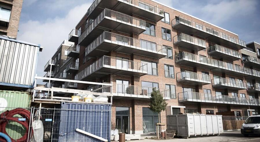 Nordhavns nye millionlejligheder ved navn Havnekanten er fyldt med byggefejl lavet af entreprenørfirmaet KPC.