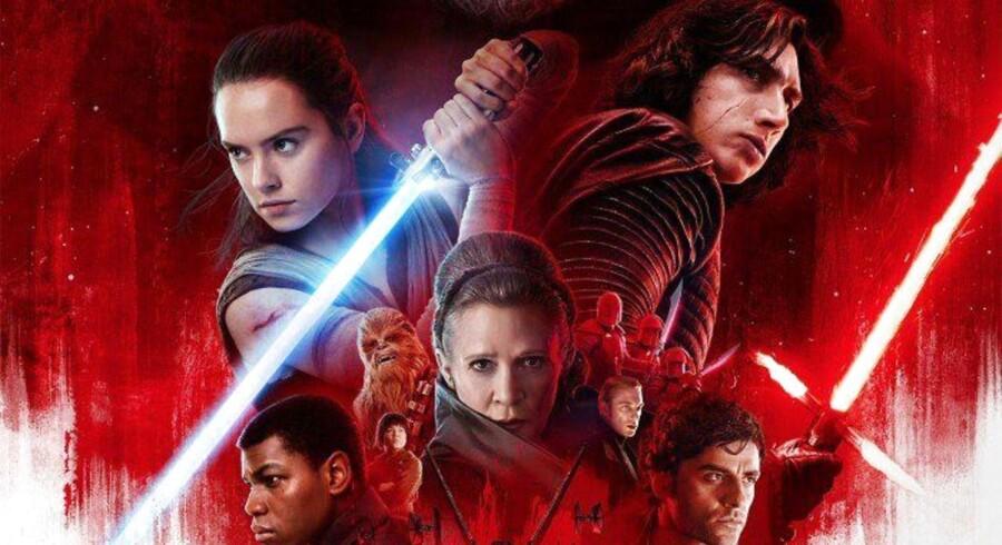 Disney er allerede godt i gang med en trilogi, hvor The Last Jedi får premiere inden længe. Nu annonceres så endnu en.