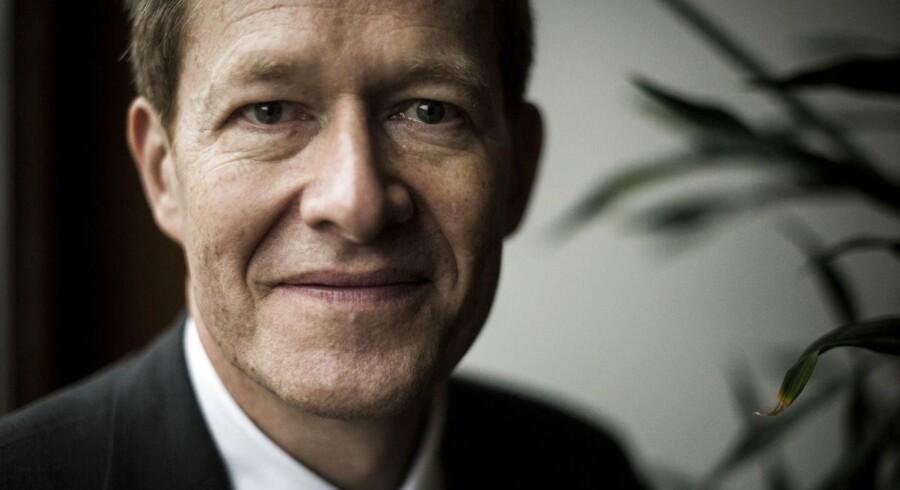 Portræt af Niels B. Christiansen, CEO i Danfoss