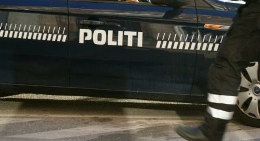 På politistationer mange steder i landet noterer politiet anmeldelser om klovne (arkivfoto). Free/Colourbox