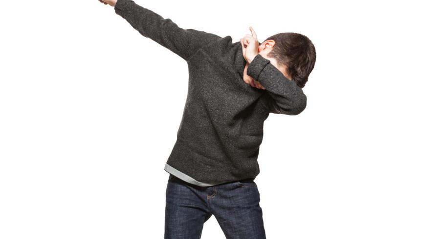 Dab er et dansetrin, der oprindeligt kommer fra hiphopscenen i Atlanta i starten af 2010erne, og som i dag er et udbredt internetfænomen blandt teenagere.