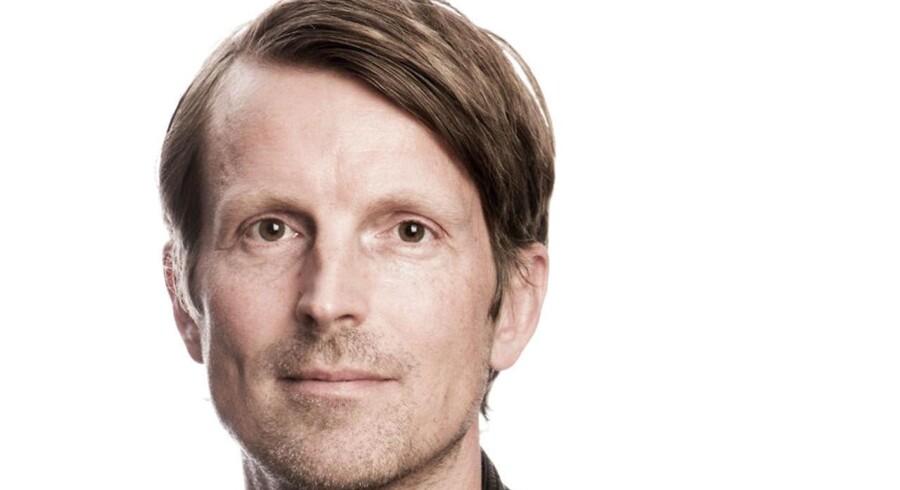 Jeppe Krogsgaard Christensen, forfatter og kulturskribent