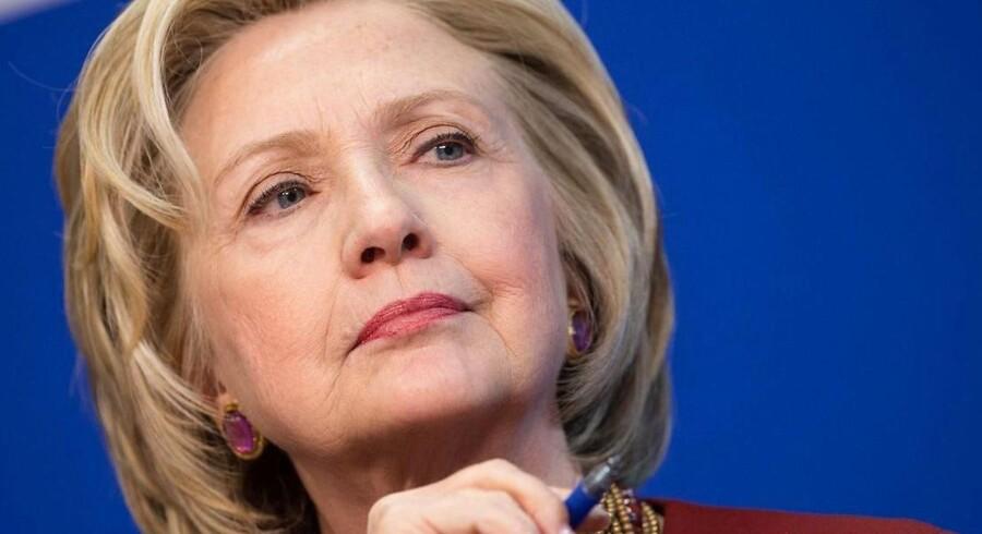 En ny email-skandale var ikke just det, Hillary Clinton havde mest brug for, lyder det fra USA-ekspert.