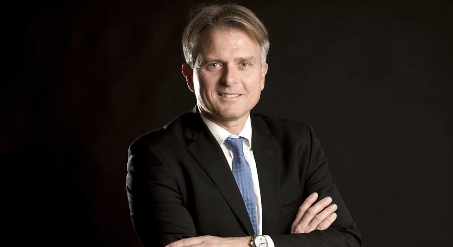 Kim Valentin, Finanshuset Fredensborg.