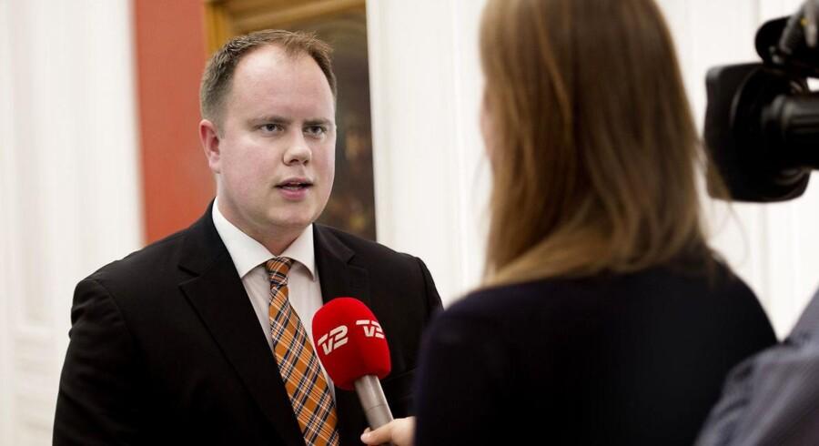 Dansk Folkeparti er bekymret for, at Danmark bliver et mere opdelt land pga. flere indvandrere og efterkommere i den samlede befolkning, siger integrationsordfører Martin Henriksen.