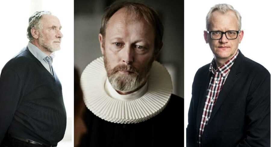 Berlingskes filmredaktør Kristian Lindberg og tidligere overrabbiner Bent Lexner er enige om, at »Herrens veje« med held demonstrerer, at præster ikke nødvendigvis er bedre mennesker.