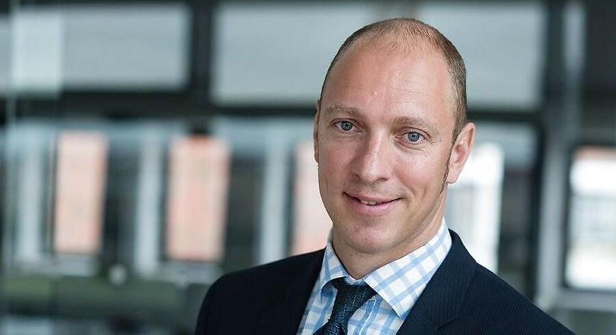 Peter Hermann, adm. direktør, Topdanmark
