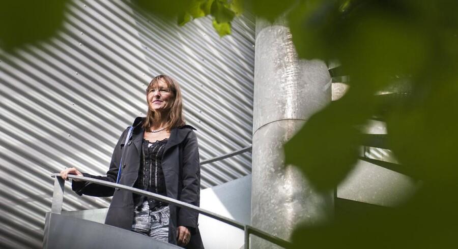 Helle Rosdahl Lund, direktør i Center for Balance Mellem Familie- og Arbejdsliv