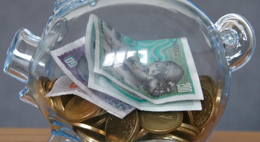 Ifølge Dansk Arbejdsgiverforening steg lønningerne med 2,2 procent i andet kvartal sammenlignet med andet kvartal sidste år.