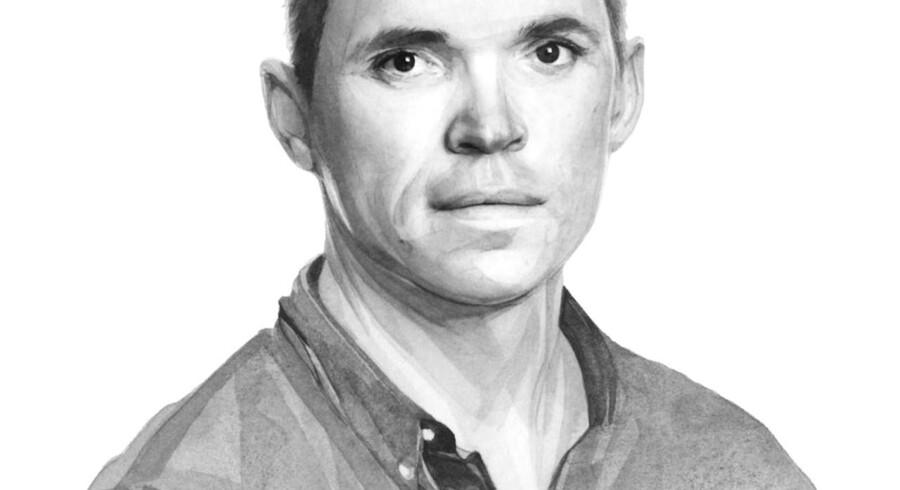 Klummeskribent Søren McGuire