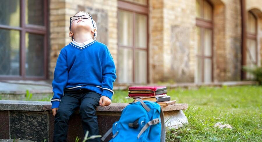 Forældre til børn med autisme og adhd oplever i stigende grad, at deres børn ikke magter skolen. Foto: Sharomka