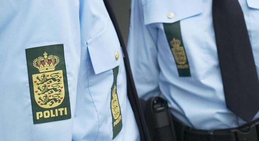 Det er Bornholms Politi, der har efterforsket en større sag om børneporno mod en 34-årig mand. Størstedelen af beviserne stammer angiveligt fra det amerikanske forbundspoliti, FBI (arkivfoto). Politiet