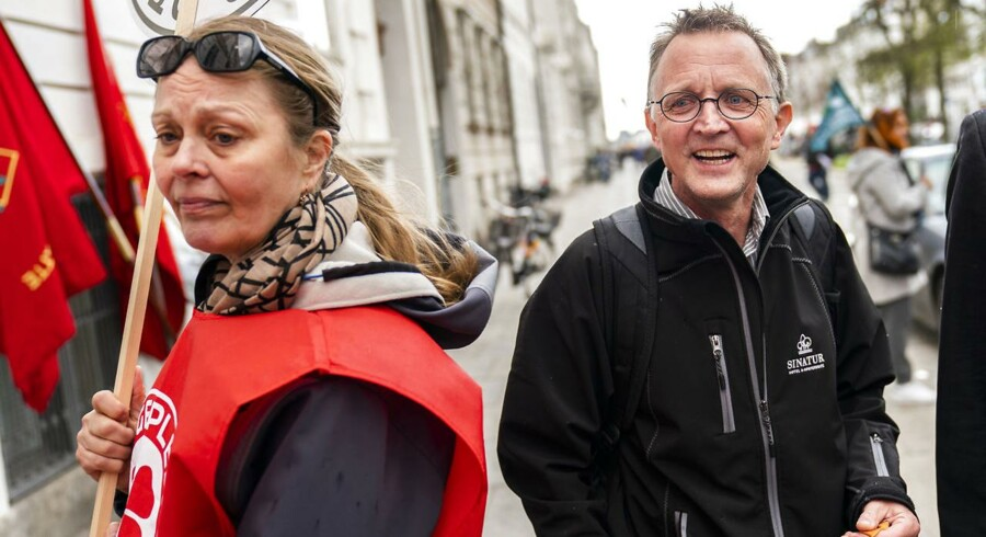 Skal det være kamp eller samarbejde i fremtiden? Det spørgsmål kommer Anders Bondo Christensen og Danmarks Lærerforening til at forholde sig til efter de lange og hårde overenskomstforhandlinger.