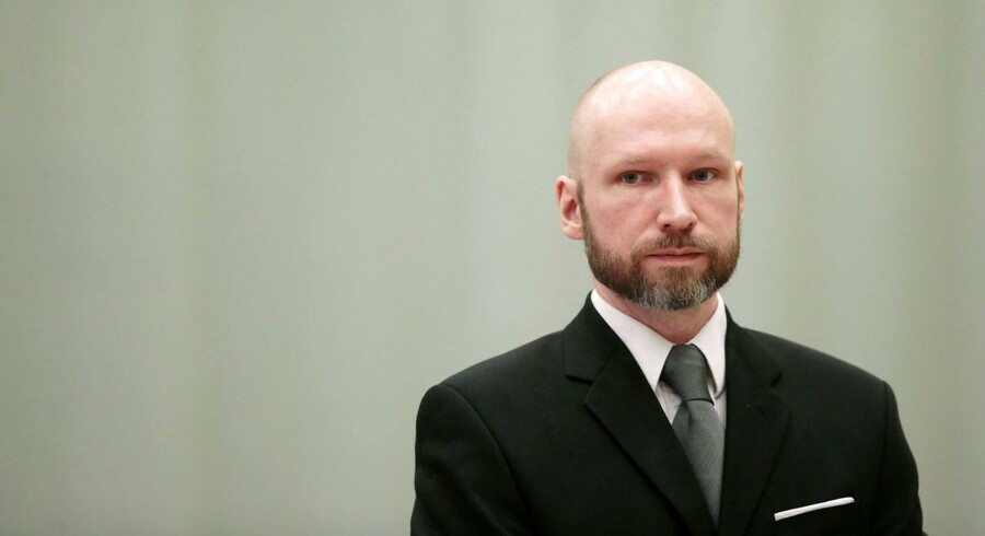Arkivfoto. Anders Breiviks afsoningsforhold er ikke i strid med menneskerettighederne, slår en appeldomstol i Norge fast.