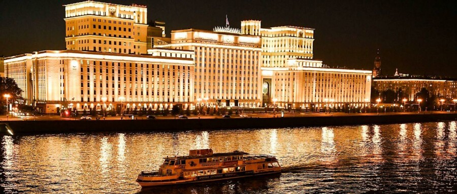 Det russiske forsvarsministerium siger, at de har beviser for, at Storbritannien deltog i giftgasangreb i Syrien.
