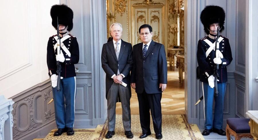 Udenrigsministeriet fordømte mandag Nordkoreas atomsprængning under et møde med nordkoreansk ambassadør.