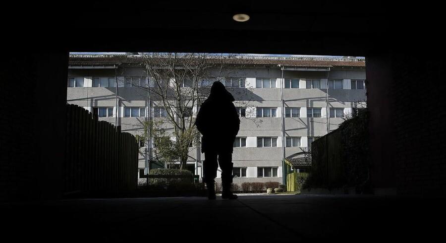 Ifølge et regeringsnotat risikerer 11.026 husstande i udsatte boligområder landet over at skulle genhuses frem mod 2030. I Høje-Taastrup drejer det sig om 1.153 husstande. Billedet er fra boligområdet Gadehavegård, der på regeringens såkaldte ghettoliste.