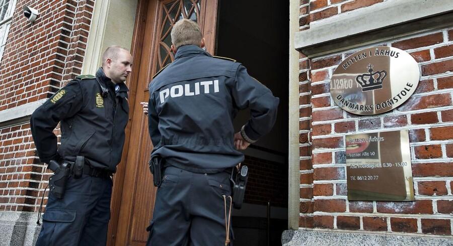 Arkivfoto: Retten i Aarhus.