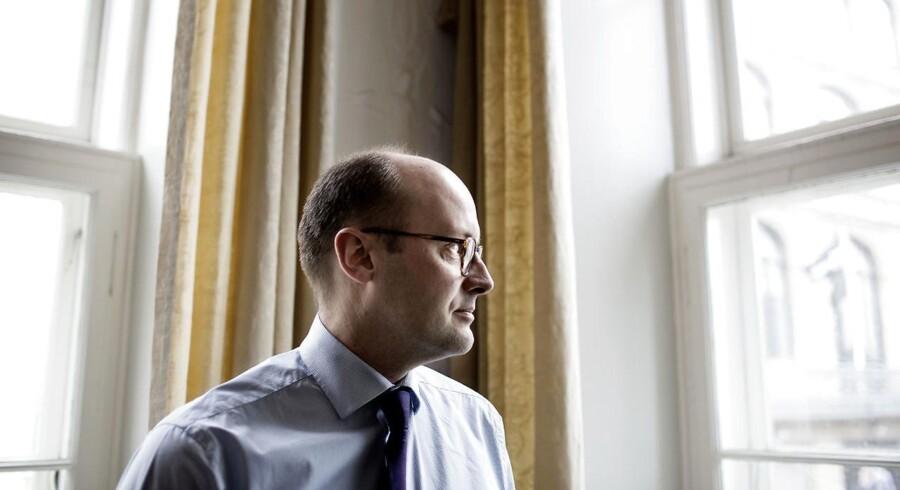 Lars Mørch, medlem af direktionen i Danske Bank blandt andet med ansvar for den baltiske forretning, har sagt op. Det oplyser banken.