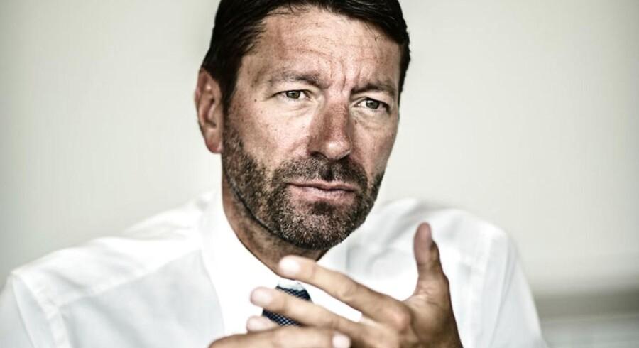 53-årige Kasper Rørsted, der de seneste otte år har været topchef i den tyske kosmetik- og kemigigant Henkel, begynder som topchef i sportsgiganten Adidas 1. oktober.