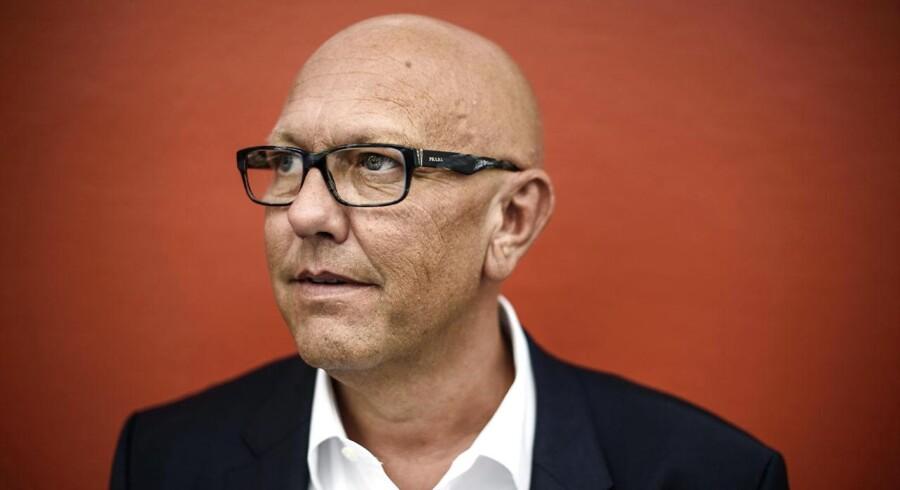 Peter Høgsted, topchef hos COOP. Foto: Niels Ahlmann Olesen / Ritzau Scanpix.