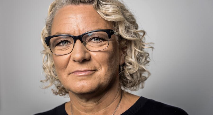 Merete Eldrup, administrerende direktør for TV2/Danmark