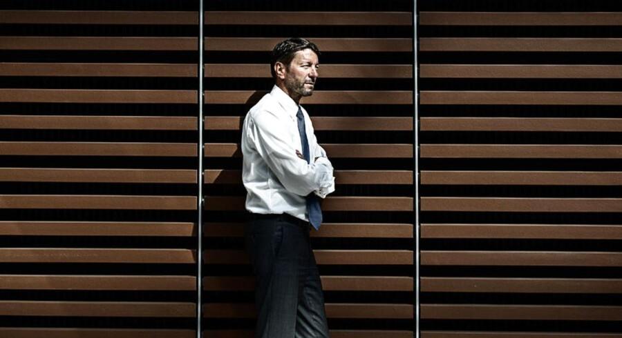 Den danske topchef i den tyske koncern Henkel Kasper Rørsted