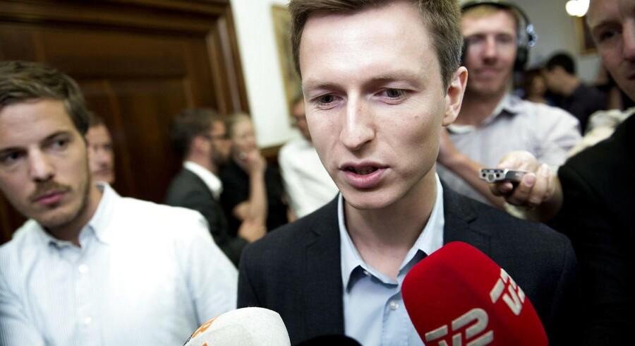 Arkivfoto: Socialdemokratiets skatteordfører, Jesper Petersen.