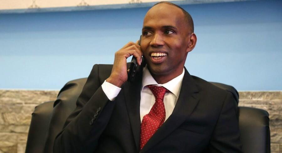 Den 49-årige norske statsborger Hassan Ali Khaire er nomineret til posten som premierminister i Somalia.